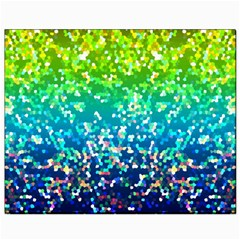 Glitter 4 Canvas 8  X 10  (unframed) by MedusArt