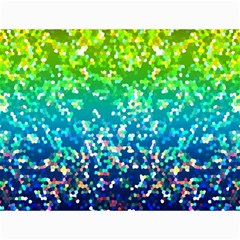 Glitter 4 Canvas 12  X 16  (unframed) by MedusArt