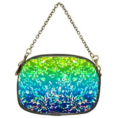 Glitter 4 Chain Purse (one Side) by MedusArt