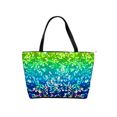 Glitter 4 Large Shoulder Bag by MedusArt