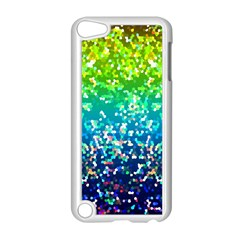 Glitter 4 Apple Ipod Touch 5 Case (white)
