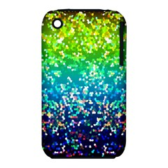 Glitter 4 Apple Iphone 3g/3gs Hardshell Case (pc+silicone) by MedusArt