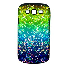 Glitter 4 Samsung Galaxy S Iii Classic Hardshell Case (pc+silicone) by MedusArt