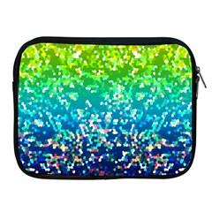 Glitter 4 Apple Ipad Zippered Sleeve by MedusArt
