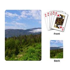 Newfoundland Playing Cards Single Design by DmitrysTravels