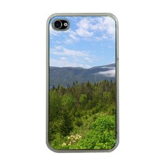 Newfoundland Apple Iphone 4 Case (clear) by DmitrysTravels