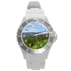 Newfoundland Plastic Sport Watch (large) by DmitrysTravels