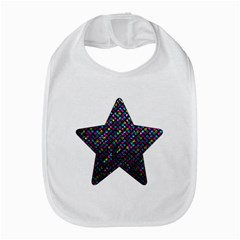 Polka Dot Sparkley Jewels 2 Bib by MedusArt
