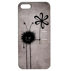 Evil Flower Bug Vintage Apple Iphone 5 Hardshell Case With Stand by CreaturesStore