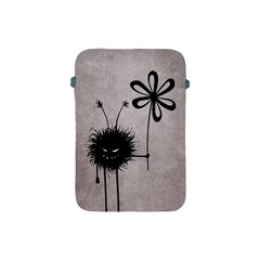 Evil Flower Bug Vintage Apple Ipad Mini Protective Sleeve by CreaturesStore