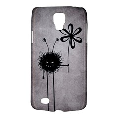 Evil Flower Bug Vintage Samsung Galaxy S4 Active (i9295) Hardshell Case by CreaturesStore
