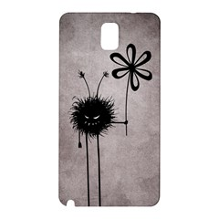 Evil Flower Bug Vintage Samsung Galaxy Note 3 N9005 Hardshell Back Case by CreaturesStore
