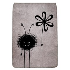 Evil Flower Bug Vintage Removable Flap Cover (large) by CreaturesStore