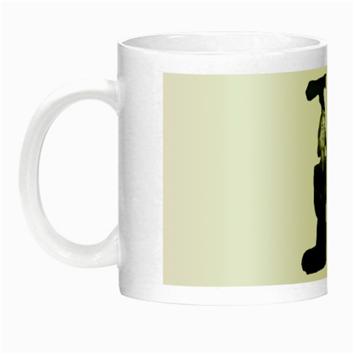 X Glow in the Dark Mug