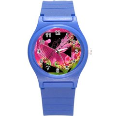 Elegant Writer Plastic Sport Watch (small) by StuffOrSomething