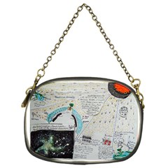 Neutrino Gravity, Chain Purse (one Side) by creationtruth