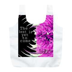 The Best Is Yet To Come Reusable Bag (l)