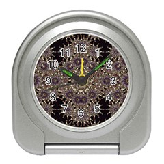 Luxury Ornament Refined Artwork Desk Alarm Clock by dflcprints