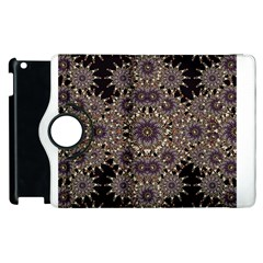 Luxury Ornament Refined Artwork Apple Ipad 3/4 Flip 360 Case by dflcprints