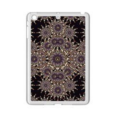 Luxury Ornament Refined Artwork Apple Ipad Mini 2 Case (white) by dflcprints