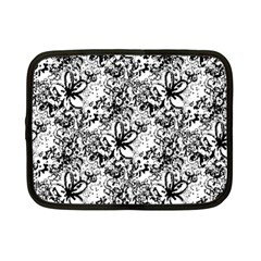 Flower Lace Netbook Sleeve (small)