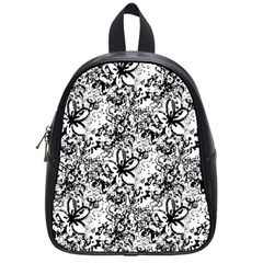 Flower Lace School Bag (small)