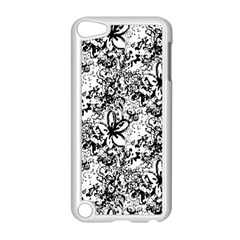 Flower Lace Apple Ipod Touch 5 Case (white)