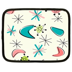 Atomic New 11 Netbook Sleeve (xxl) by GailGabel