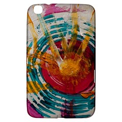 Art Therapy Samsung Galaxy Tab 3 (8 ) T3100 Hardshell Case  by StuffOrSomething