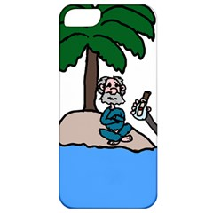 Desert Island Humor Apple Iphone 5 Classic Hardshell Case