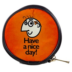 Have A Nice Day Happy Character Mini Makeup Case