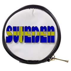 Flag Spells Sweden Mini Makeup Case