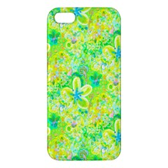 Summer Fun Iphone 5s Premium Hardshell Case by rokinronda