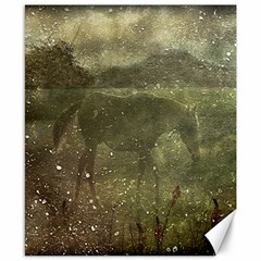 Flora And Fauna Dreamy Collage Canvas 8  X 10  (unframed) by dflcprints