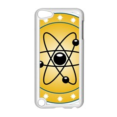Atom Symbol Apple Ipod Touch 5 Case (white) by StuffOrSomething