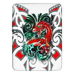 Tribal Dragon Samsung Galaxy Tab 3 (10 1 ) P5200 Hardshell Case  by TheWowFactor