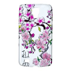 Cherry Bloom Spring Samsung Galaxy S4 Active (i9295) Hardshell Case by TheWowFactor