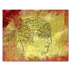 Brain Map Jigsaw Puzzle (rectangle) by StuffOrSomething