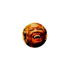 Angelou 1  Mini Button Magnet by Dimension