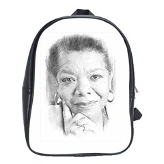 Maya  School Bag (xl) by Dimension