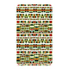 Aztec Grunge Pattern Memory Card Reader (rectangular) by dflcprints