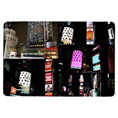 New York City At Night Apple Ipad Air Flip Case