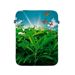 Nature Day Apple Ipad Protective Sleeve by dflcprints