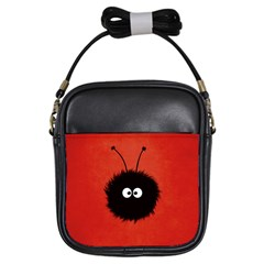 Red Cute Dazzled Bug Girl s Sling Bag by CreaturesStore