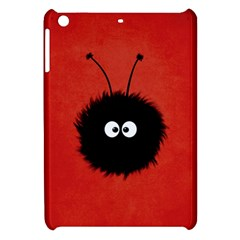 Red Cute Dazzled Bug Apple Ipad Mini Hardshell Case by CreaturesStore