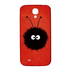 Red Cute Dazzled Bug Samsung Galaxy S4 I9500/i9505  Hardshell Back Case by CreaturesStore