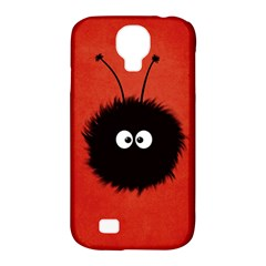 Red Cute Dazzled Bug Samsung Galaxy S4 Classic Hardshell Case (pc+silicone) by CreaturesStore