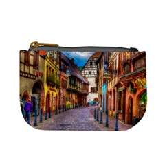 Alsace France Coin Change Purse