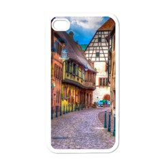 Alsace France Apple Iphone 4 Case (white) by StuffOrSomething
