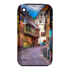 Alsace France Apple Iphone 3g/3gs Hardshell Case (pc+silicone)